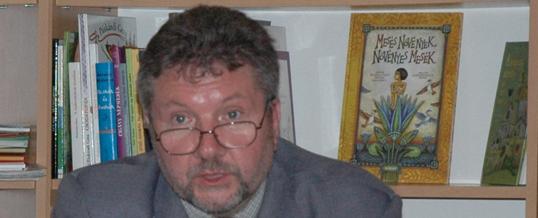 Író-olvasó találkozó Dalmi Sándorral