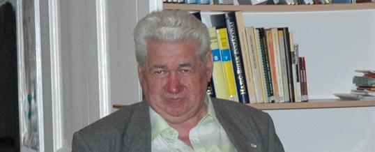 Író-olvasó találkozó Halmos Sándorral