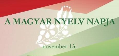 Magyar Nyelv Napja 2018. november 13.